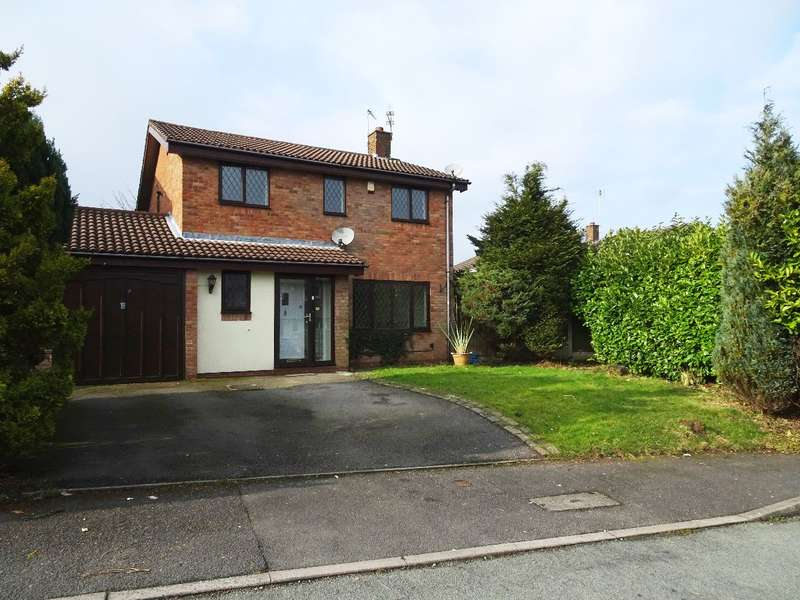 4 Bedrooms Detached House for sale in Fairlight Grove, Meir Park, ST3 7UU