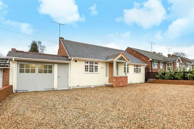 3 Bedrooms Link Detached House for sale in Barkham Road, WOKINGHAM, Berkshire