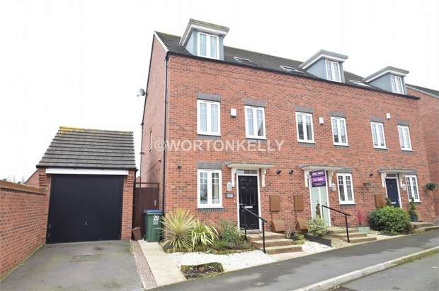 3 Bedrooms End Of Terrace House for sale in Kyngston Road, WEST BROMWICH, West Midlands