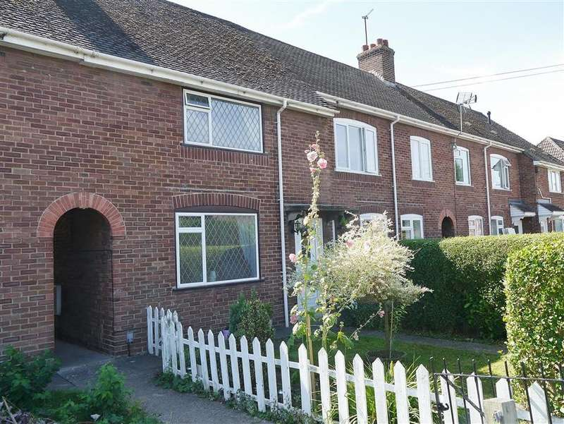 2 Bedrooms Terraced House for sale in Saxton Road, Abingdon-on-Thames, OX14