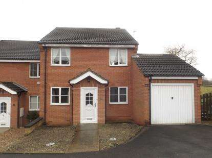 3 Bedrooms Semi Detached House for sale in Houldsworth Drive, Hady, Chesterfield, Derbyshire