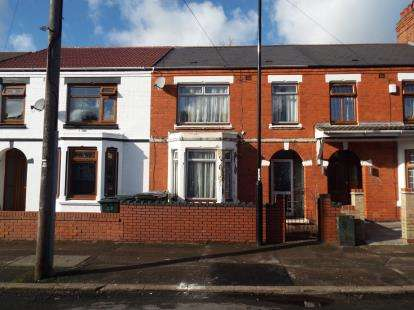 3 Bedrooms Terraced House for sale in Durbar Avenue, Coventry, West Midlands