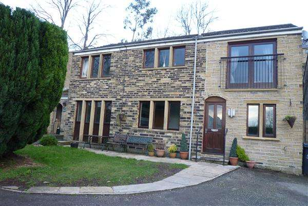 4 Bedrooms Link Detached House for sale in Park Lane, Golcar, Huddersfield