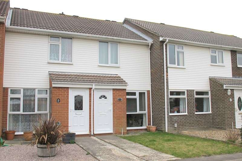 2 Bedrooms Terraced House for sale in Rosemary Walk, Lee-On-The-Solent