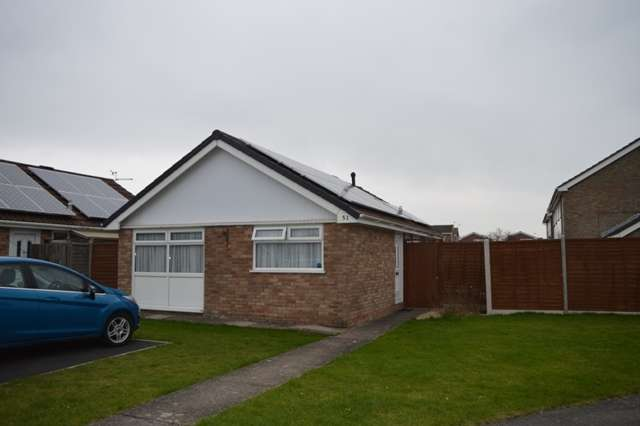 2 Bedrooms Bungalow for sale in Mead Vale, Weston-Super-Mare