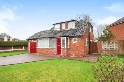 3 Bedrooms Bungalow for sale in Neston Drive, Chester, Cheshire, CH2