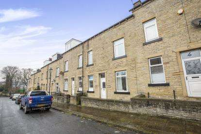 3 Bedrooms Terraced House for sale in Chester Terrace, Halifax, West Yorkshire, Halifax