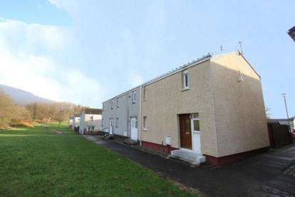 2 Bedrooms End Of Terrace House for sale in Sempill Avenue, Erskine, Renfrewshire