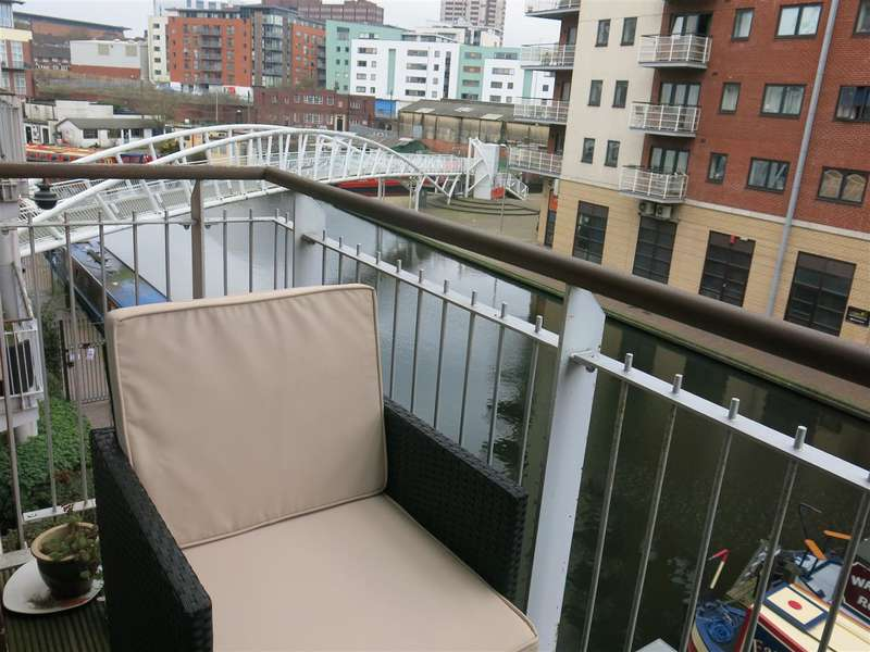 1 Bedroom Property for sale in Sheepcote Street, Birmingham