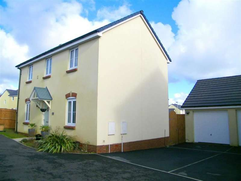 4 Bedrooms Property for sale in Wentworth Close, Milford Haven, Milford Haven