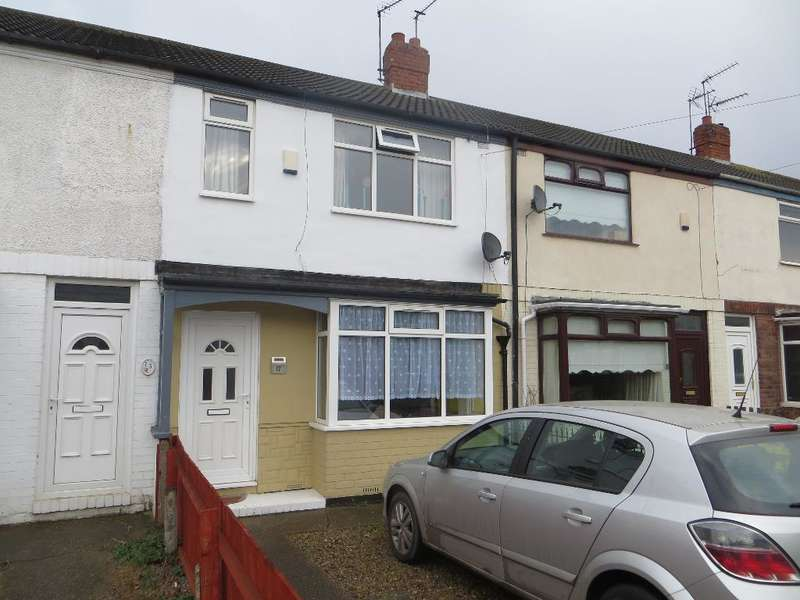 2 Bedrooms Terraced House for sale in Glebe Road, Hull, HU7 0DX