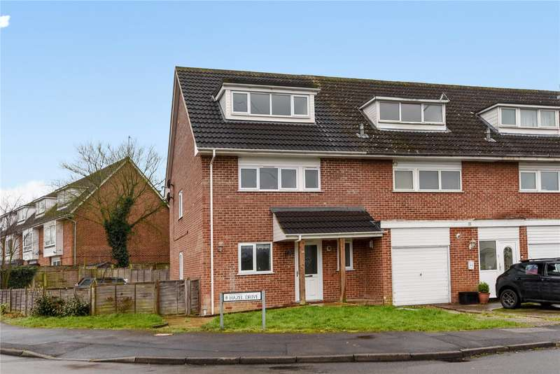 5 Bedrooms End Of Terrace House for rent in Hazel Drive, Woodley, Reading, Berkshire, RG5