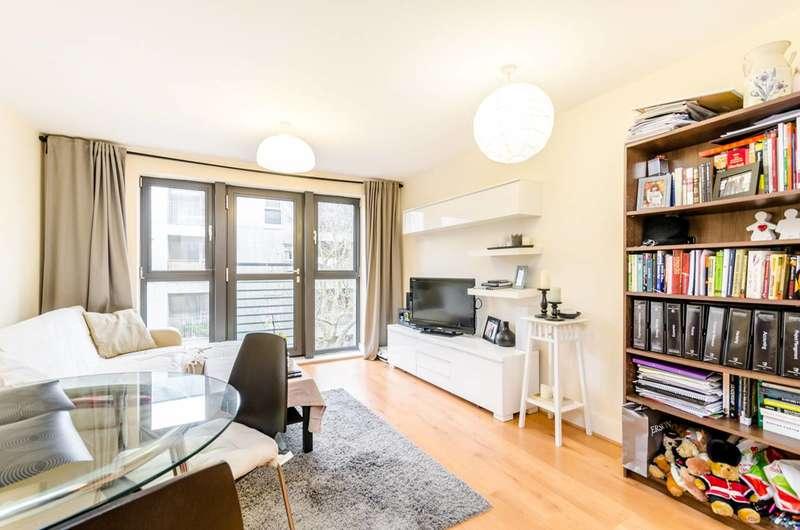 1 Bedroom Flat for sale in Spa Road, Bermondsey, SE16
