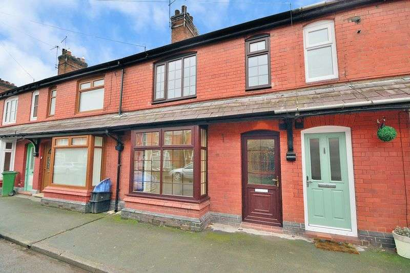 3 Bedrooms Terraced House for sale in Park Road, Whitchurch