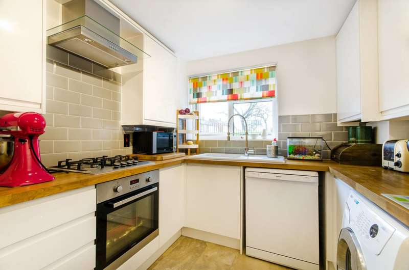 2 Bedrooms Flat for sale in Peyton House, Link Road, New Southgate, N11