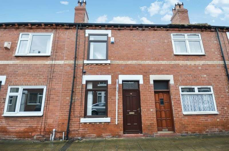2 Bedrooms Terraced House for sale in 48 Glebe Street, Castleford, WF10 4AJ