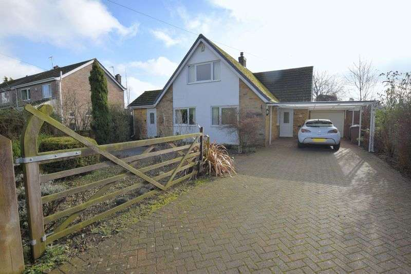 3 Bedrooms Detached House for sale in Lower Church Road, Skellingthorpe, Lincoln