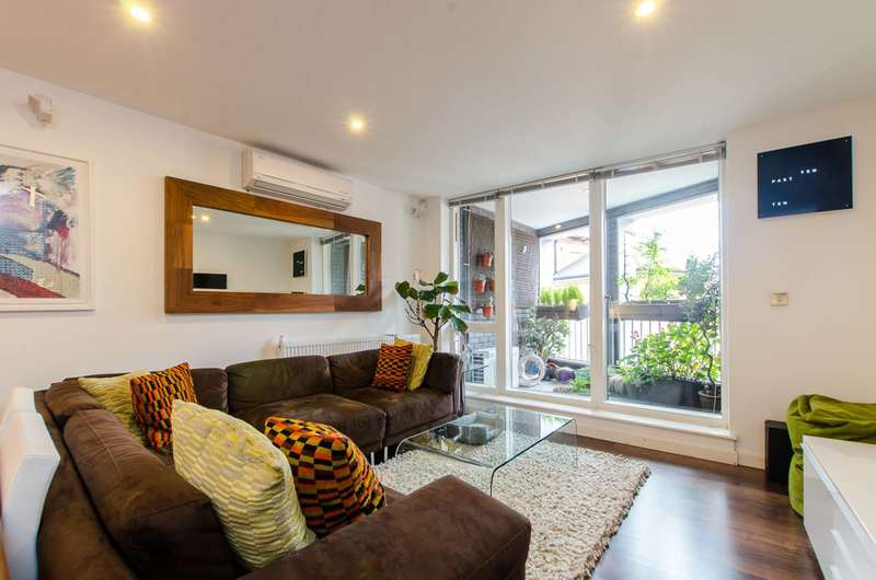 3 Bedrooms Flat for sale in Cambridge Crescent, Bethnal Green, E2