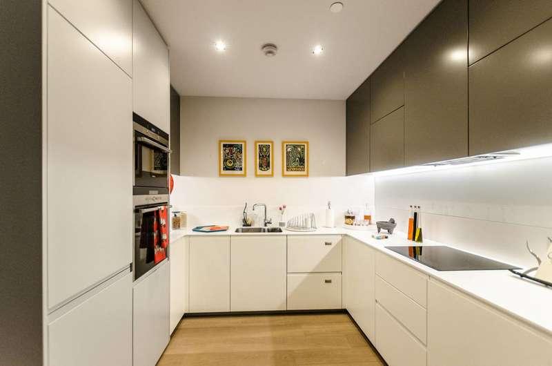2 Bedrooms Flat for sale in King's Cross, King's Cross, N1C