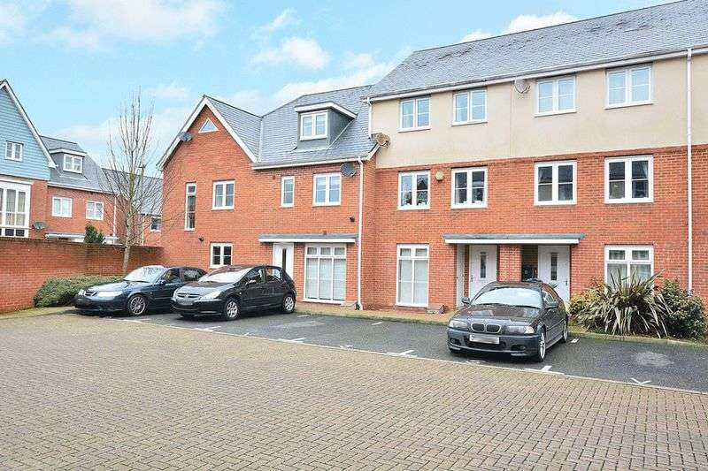 4 Bedrooms Terraced House for sale in Gumbrell Mews, REDHILL