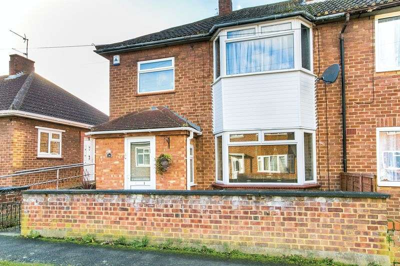 3 Bedrooms Terraced House for sale in Furze Way, Wolverton, Milton Keynes