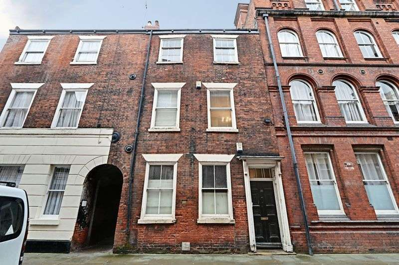 2 Bedrooms Flat for sale in Bowlalley Lane, Hull