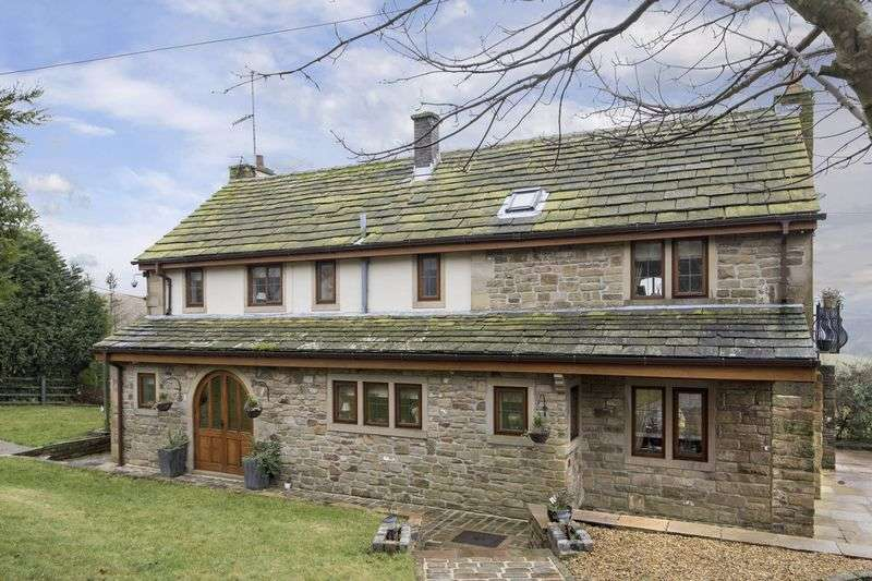 5 Bedrooms Property for sale in Calf Lee House, Warland, Todmorden
