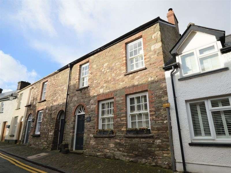 3 Bedrooms Terraced House for sale in Crown Cottages, Crickhowell