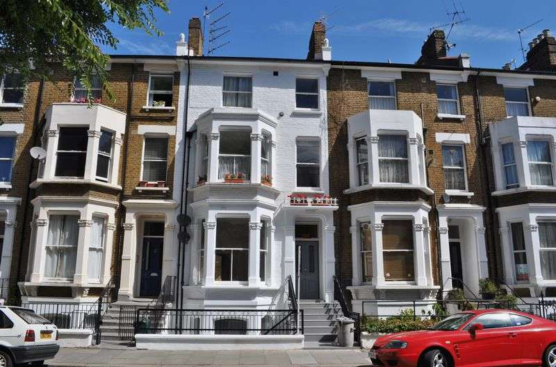 2 Bedrooms Flat for sale in Batoum Gardens, London
