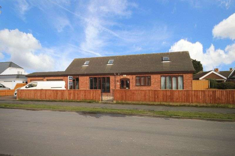 4 Bedrooms Detached Bungalow for sale in CARRINGTON DRIVE, HUMBERSTON