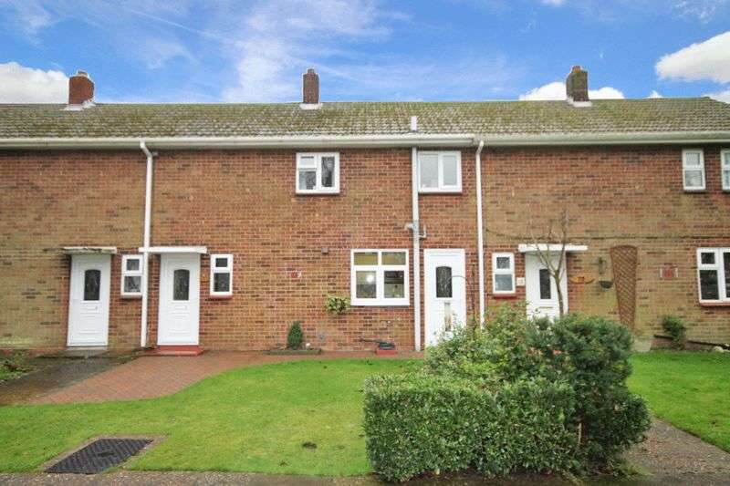 2 Bedrooms Terraced House for sale in DYKE ROAD, NORTH COTES