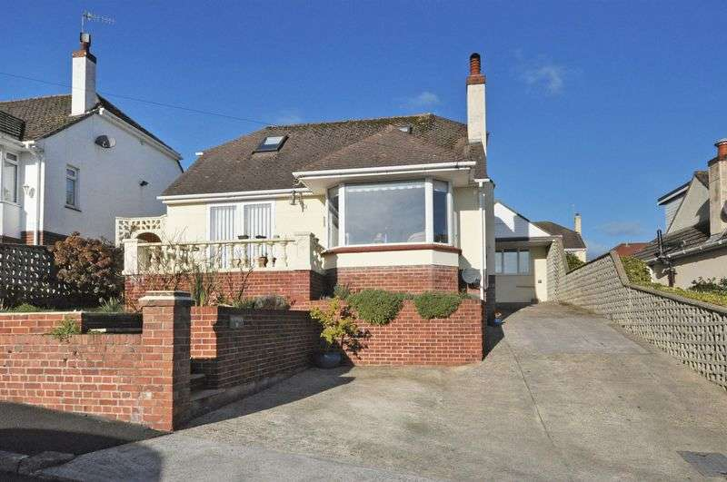 3 Bedrooms Detached Bungalow for sale in Alison Road, Preston, Paignton