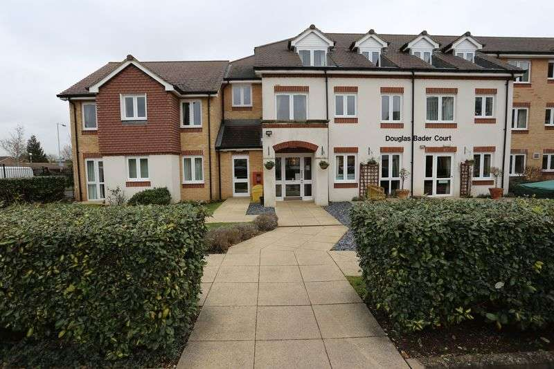 1 Bedroom Flat for sale in Howth Drive, Reading