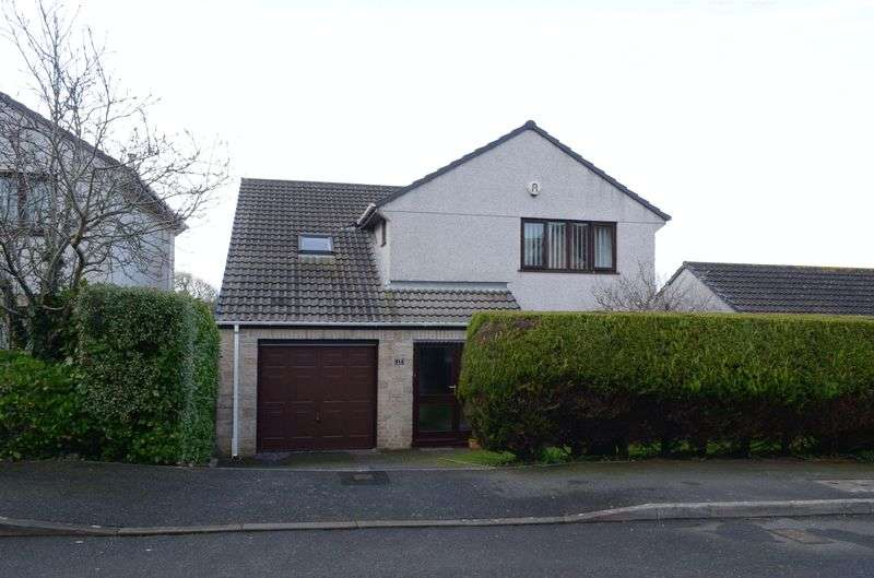 4 Bedrooms Detached House for sale in Trelissick Fields, Hayle