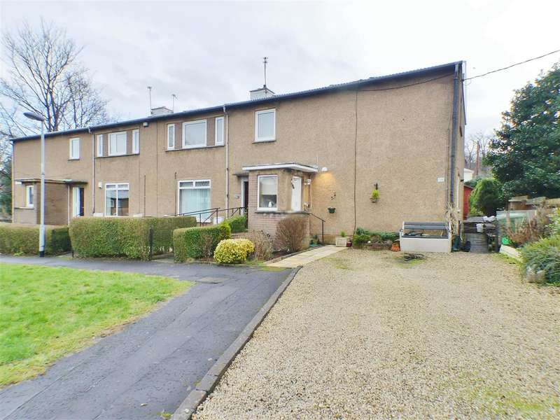 3 Bedrooms Apartment Flat for sale in Scarba Drive, Eastwood, GLASGOW