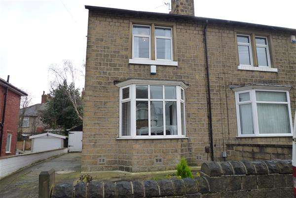 2 Bedrooms Semi Detached House for sale in William Street, Crosland Moor, Huddersfield