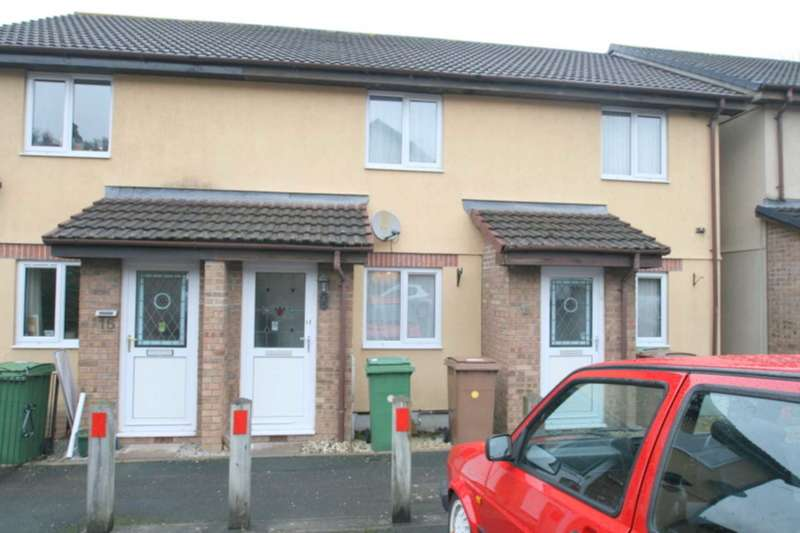 2 Bedrooms Terraced House for sale in Lavinia Drive, Plympton