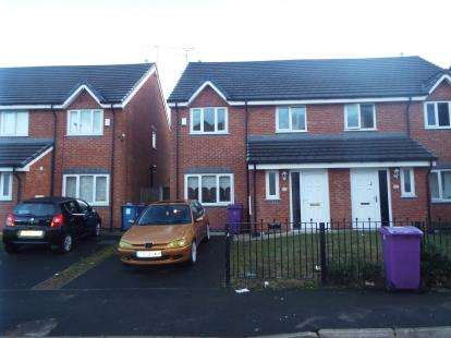 5 Bedrooms Semi Detached House for sale in Edge Grove, Fairfield, Liverpool, Merseyside, L7