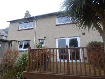 3 Bedrooms Semi Detached House for sale in Pendalar, Llanfairfechan, Conwy, LL33