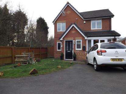 4 Bedrooms Detached House for sale in Petticoat Lane, Ince, Wigan, Greater Manchester, WN2
