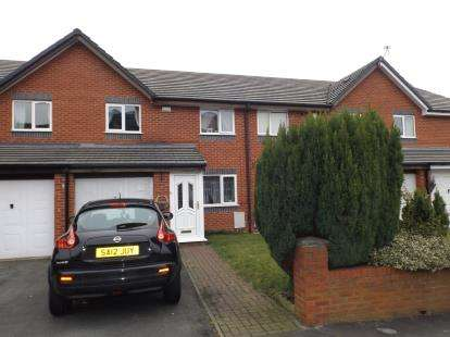 3 Bedrooms Terraced House for sale in Queen Street, Orrell, Wigan, Greater Manchester, WN5