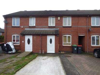 3 Bedrooms Terraced House for sale in Portland Street, Sutton In Ashfield, Nottingham, Nottinghamshire