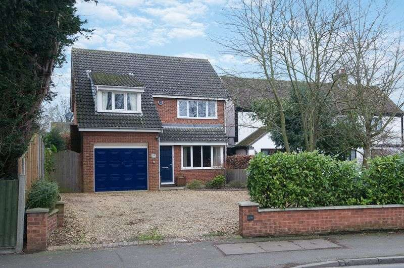 4 Bedrooms Detached House for sale in Eaton Socon, St Neots