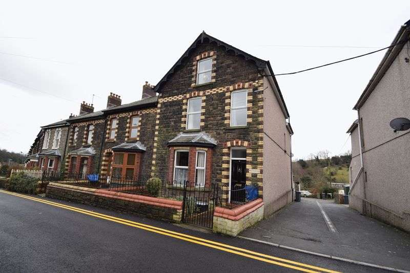 5 Bedrooms Terraced House for sale in Victoria Road, Cwmfields, Pontypool