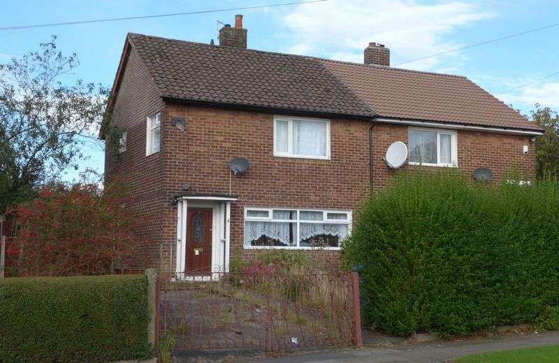 3 Bedrooms Semi Detached House for sale in Ashawe Close, Little Hulton