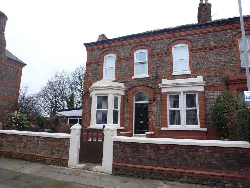 6 Bedrooms Semi Detached House for sale in St. Albans Square, Bootle