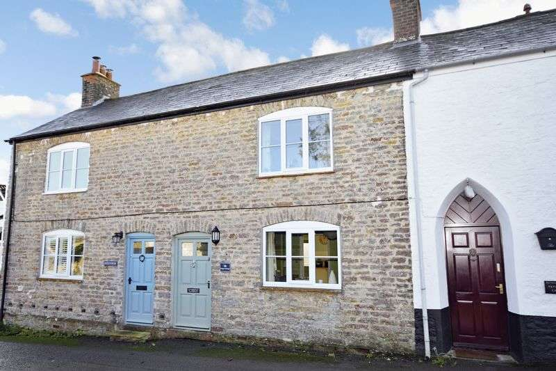 2 Bedrooms Terraced House for sale in Yenston, Somerset