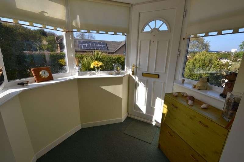 2 Bedrooms Semi Detached Bungalow for sale in Grange Moor Road, Widdrington Station
