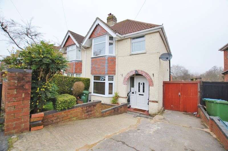 4 Bedrooms Semi Detached House for sale in Cornwall Road, Midanbury