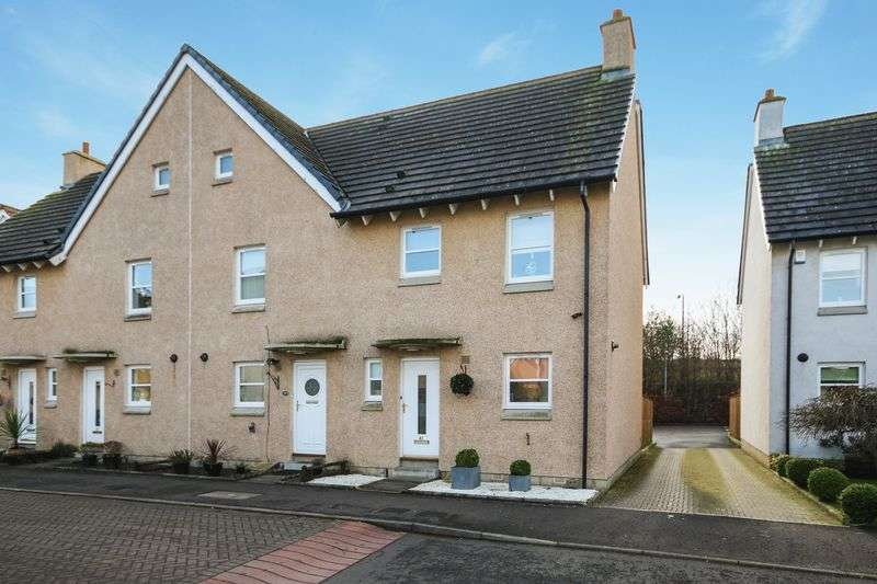 3 Bedrooms Terraced House for sale in 41 Hillside Grove, Bo'ness